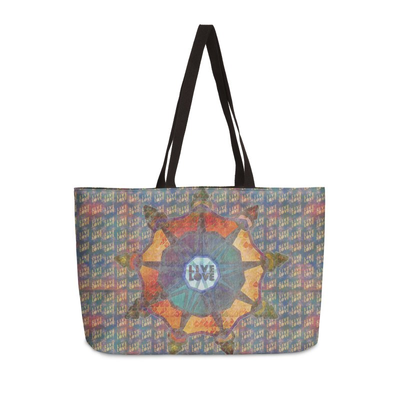 Guided by Living Love Accessories Bag by An Authentic Piece