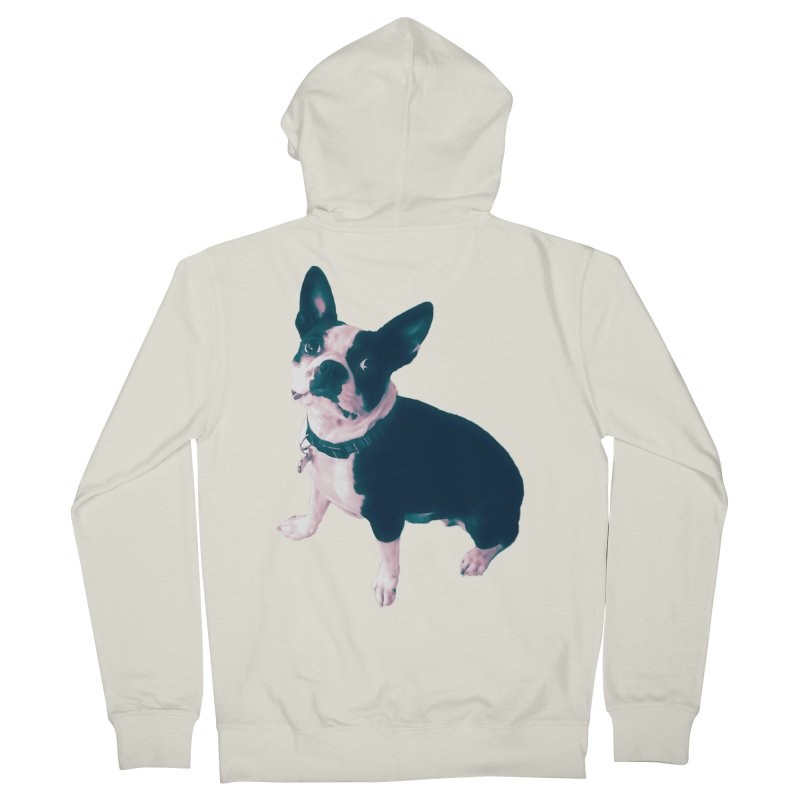 Please?? Women's French Terry Zip-Up Hoody by An Authentic Piece