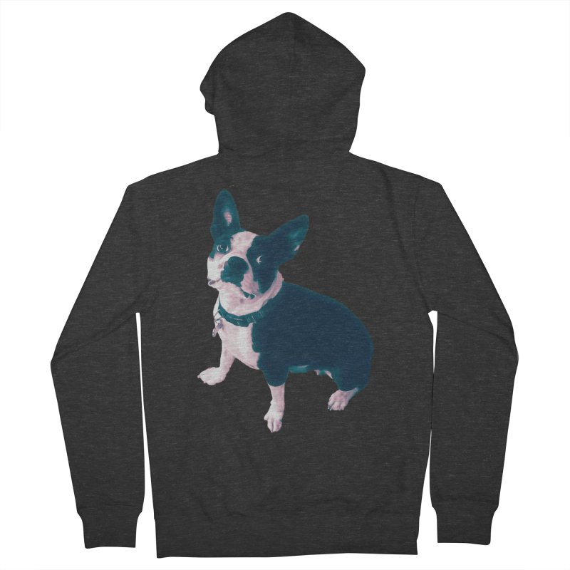 Please?? Men's French Terry Zip-Up Hoody by An Authentic Piece