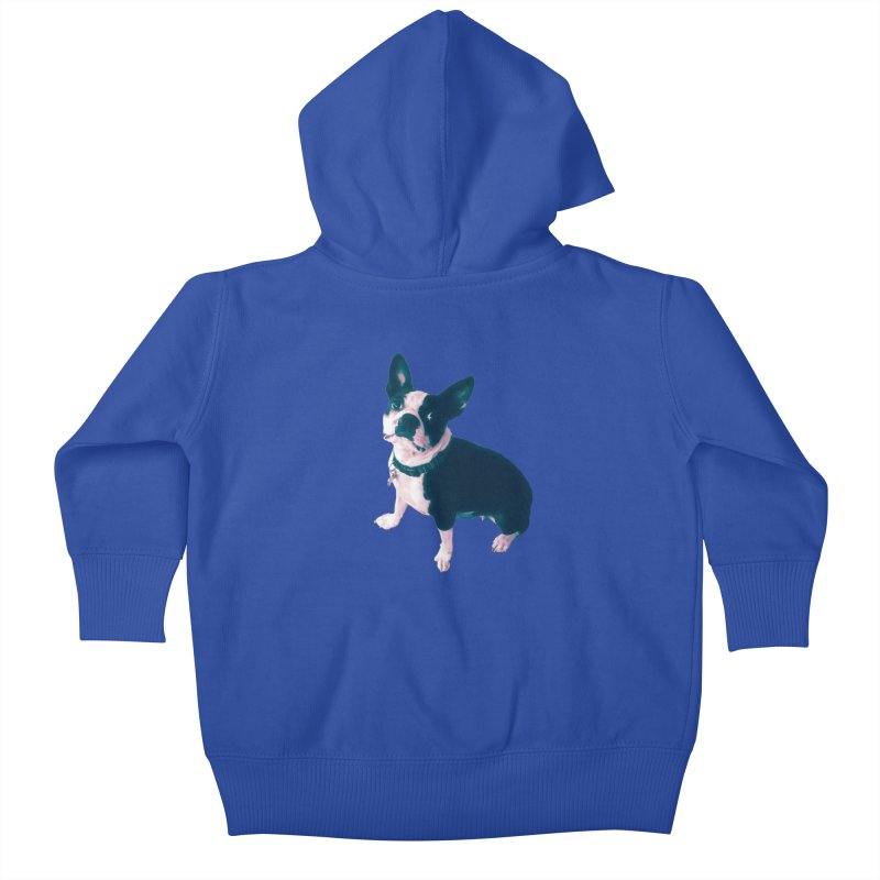 Please?? Kids Baby Zip-Up Hoody by An Authentic Piece
