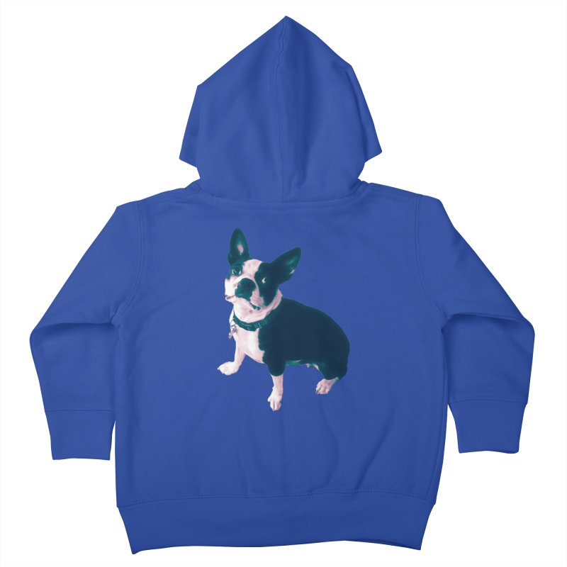 Please?? Kids Toddler Zip-Up Hoody by An Authentic Piece