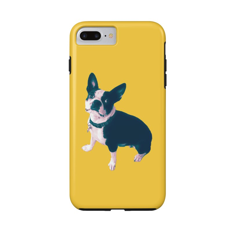 Please?? in iPhone 8 Plus Phone Case Tough by An Authentic Piece