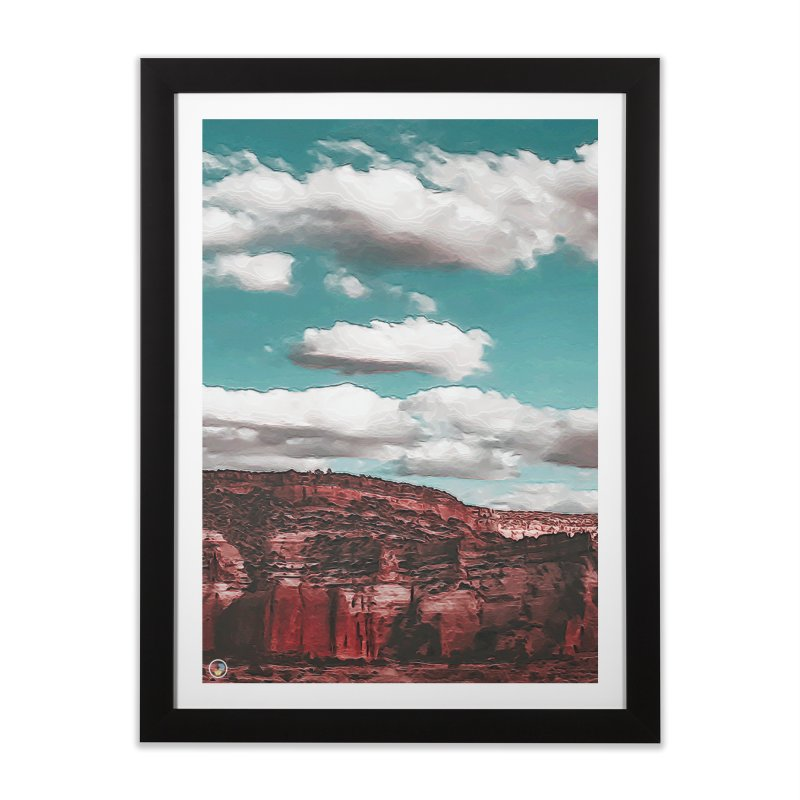 Nueve Mexico in Framed Fine Art Print Black by An Authentic Piece