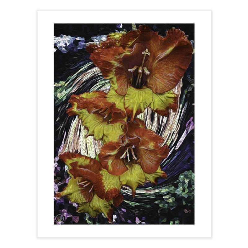 Out Of Chaos Home Fine Art Print by An Authentic Piece