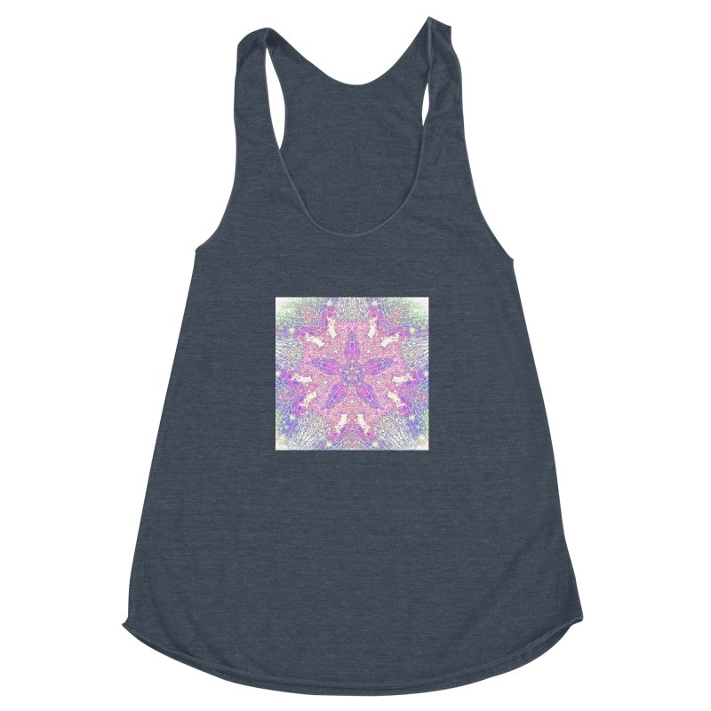 The Great Dance Women's Racerback Triblend Tank by An Authentic Piece