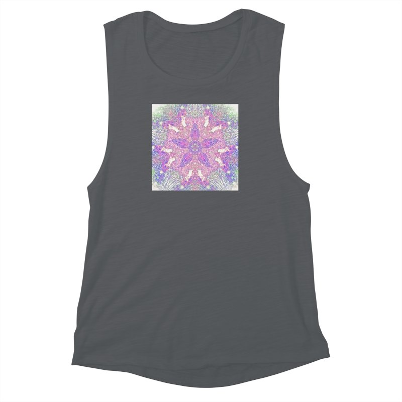 The Great Dance Women's Muscle Tank by An Authentic Piece