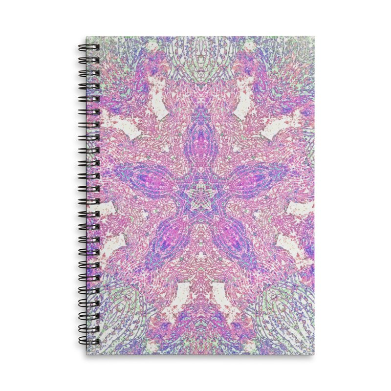 The Great Dance Accessories Lined Spiral Notebook by An Authentic Piece