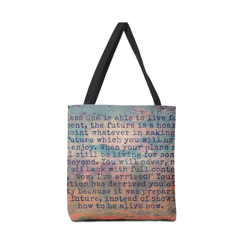 Be Present Accessories Bag by An Authentic Piece