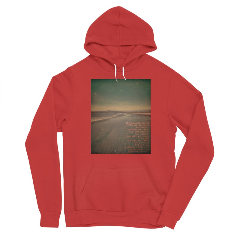 The Great Way Men's Pullover Hoody by An Authentic Piece