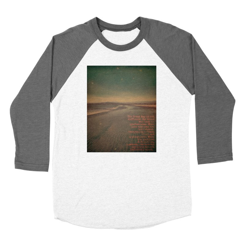 The Great Way Women's Longsleeve T-Shirt by An Authentic Piece