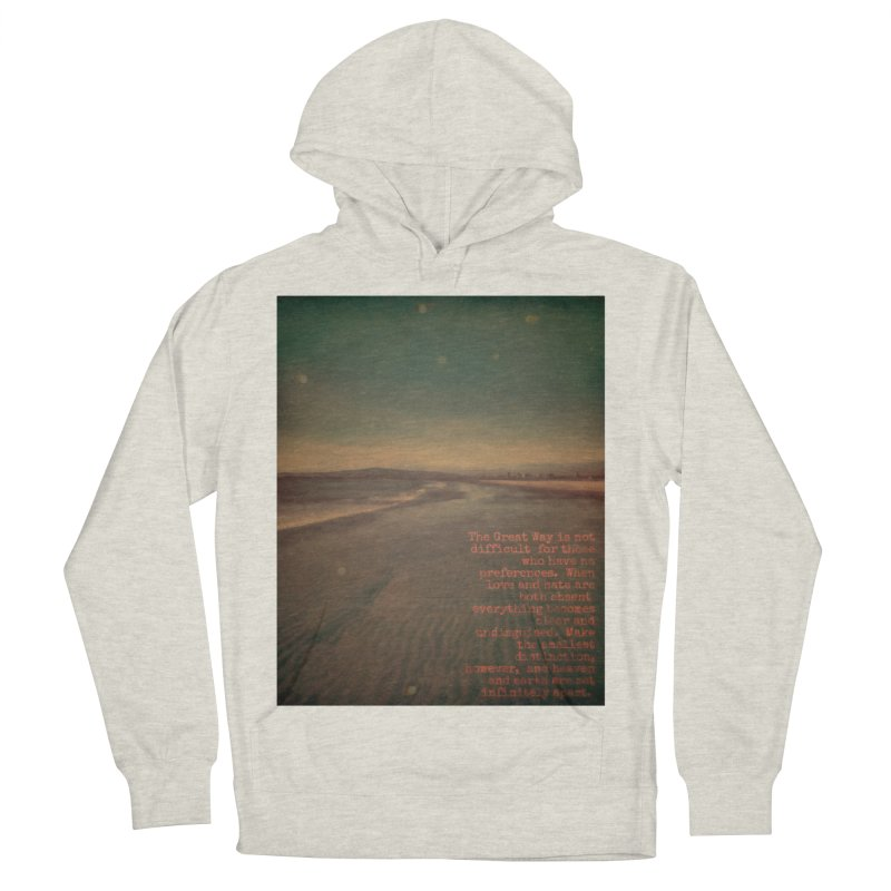 The Great Way Women's French Terry Pullover Hoody by An Authentic Piece