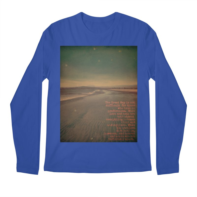 The Great Way Men's Regular Longsleeve T-Shirt by An Authentic Piece