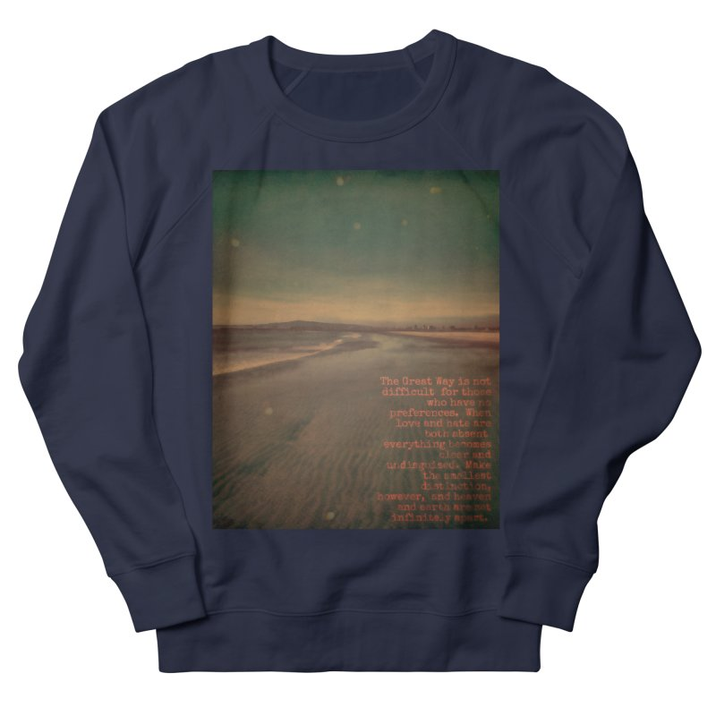 The Great Way Women's French Terry Sweatshirt by An Authentic Piece