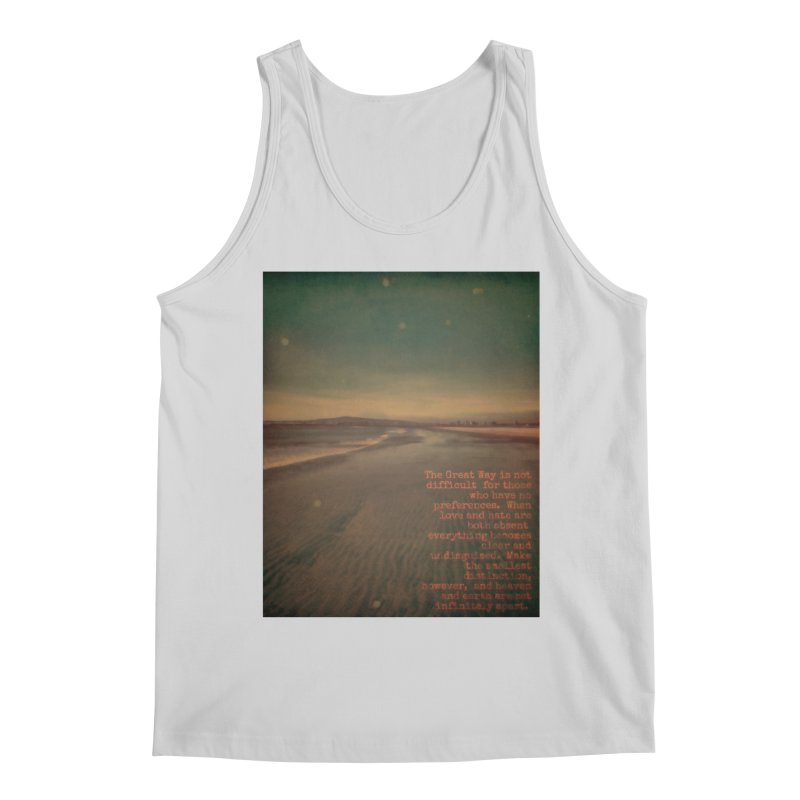 The Great Way Men's Regular Tank by An Authentic Piece