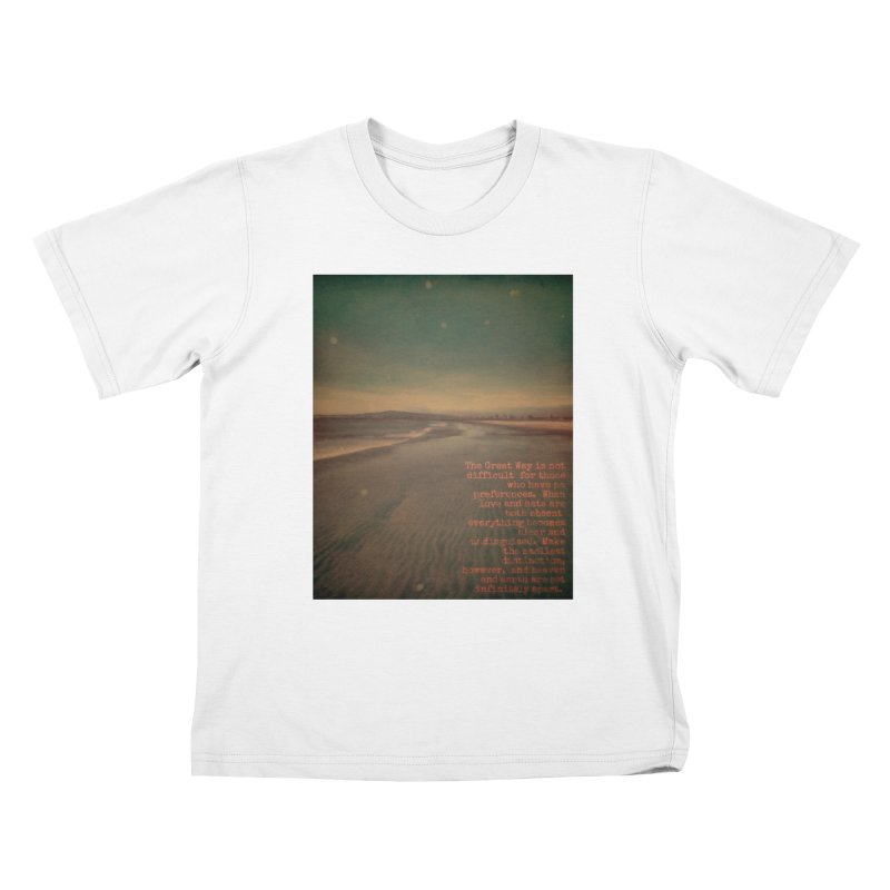 The Great Way Kids T-Shirt by An Authentic Piece
