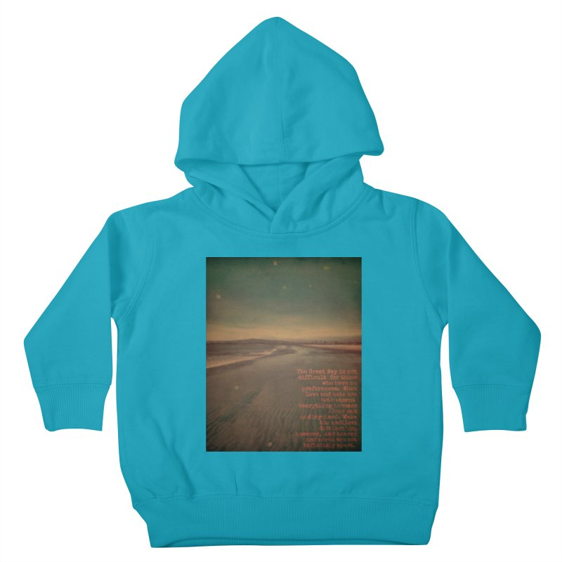 The Great Way Kids Toddler Pullover Hoody by An Authentic Piece