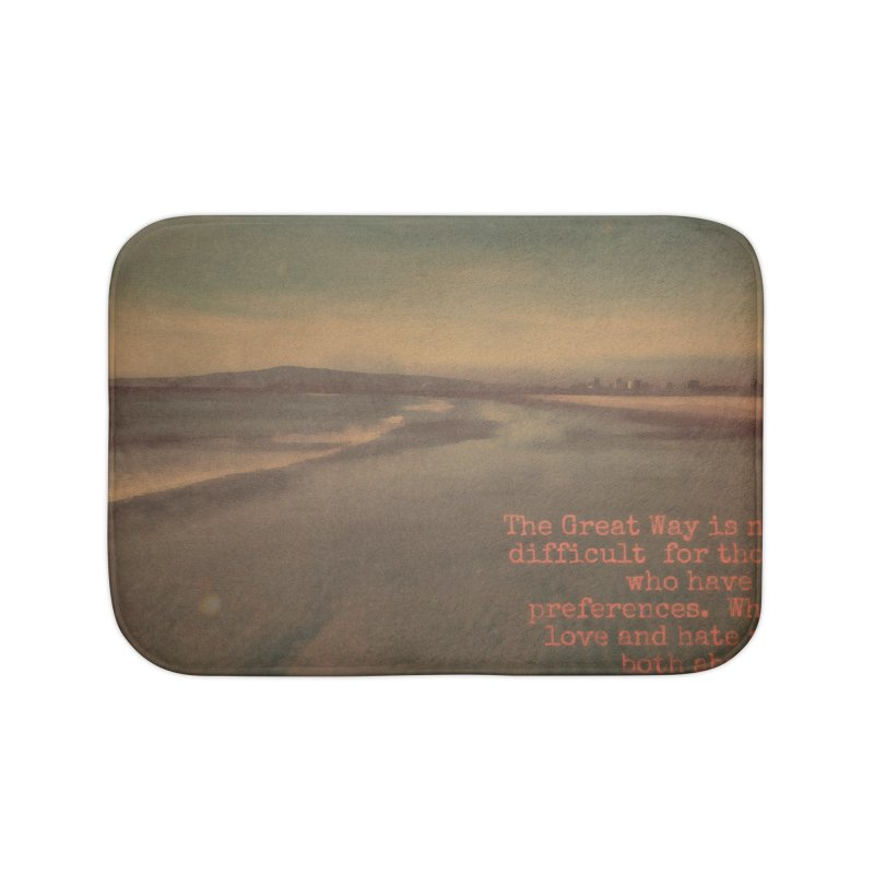 The Great Way Home Bath Mat by An Authentic Piece