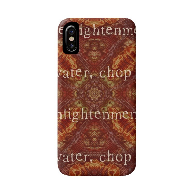 Before & After Enlightenment Accessories Phone Case by An Authentic Piece