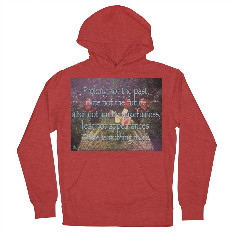 Acceptance Women's French Terry Pullover Hoody by An Authentic Piece