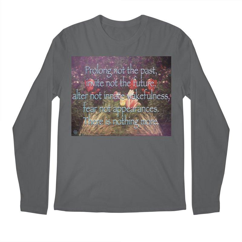 Acceptance Men's Regular Longsleeve T-Shirt by An Authentic Piece