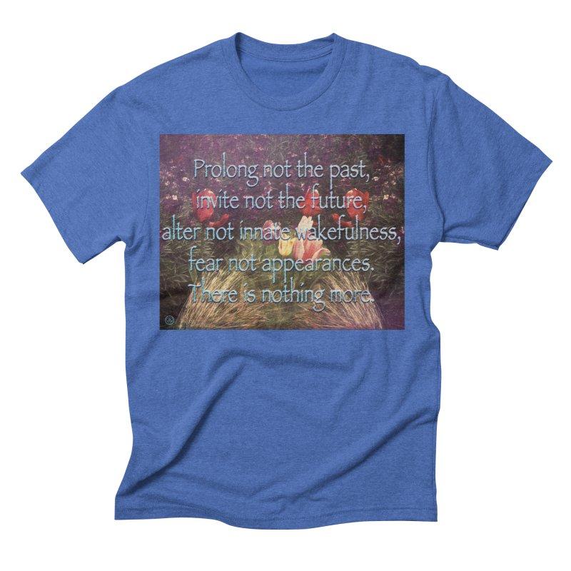 Acceptance Men's Triblend T-Shirt by An Authentic Piece