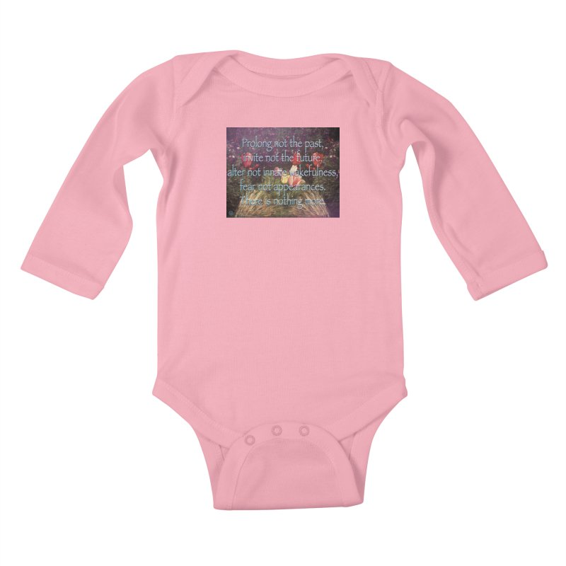 Acceptance Kids Baby Longsleeve Bodysuit by An Authentic Piece