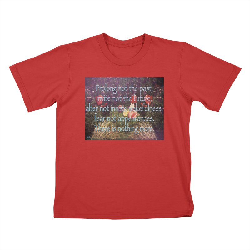 Acceptance Kids T-Shirt by An Authentic Piece