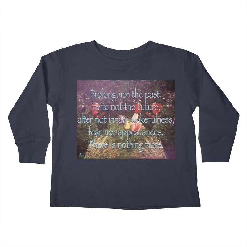 Acceptance Kids Toddler Longsleeve T-Shirt by An Authentic Piece