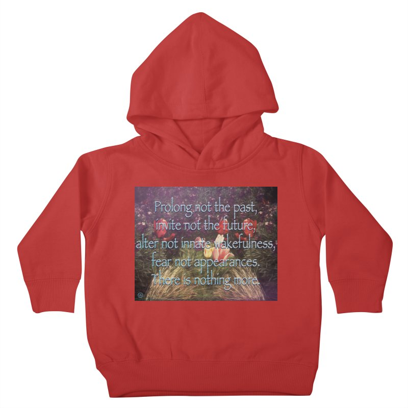 Acceptance Kids Toddler Pullover Hoody by An Authentic Piece