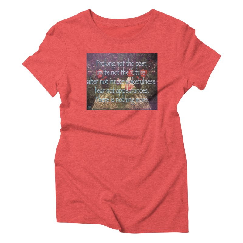 Acceptance Women's Triblend T-Shirt by An Authentic Piece
