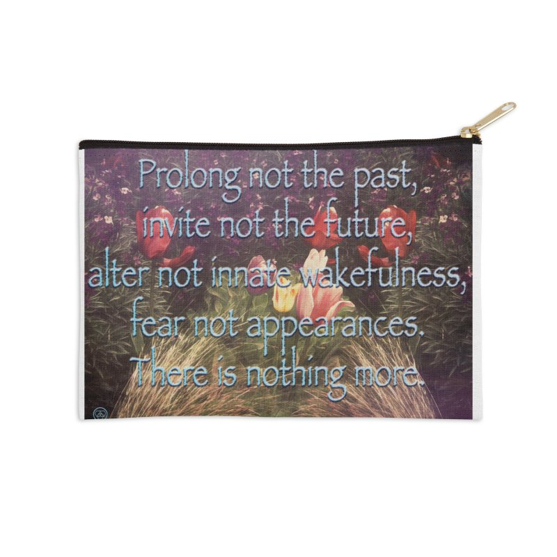 Acceptance Accessories Zip Pouch by An Authentic Piece