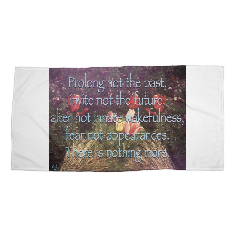 Acceptance Accessories Beach Towel by An Authentic Piece