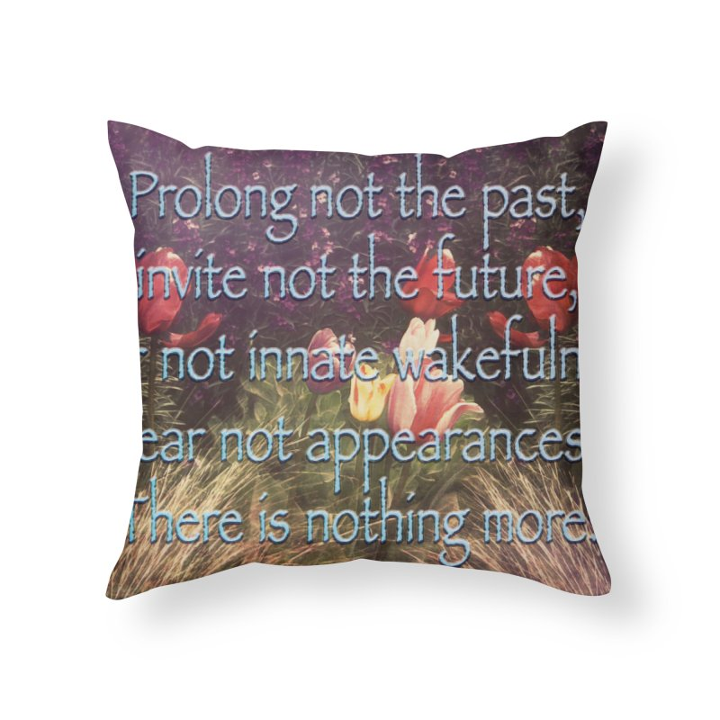 Acceptance Home Throw Pillow by An Authentic Piece