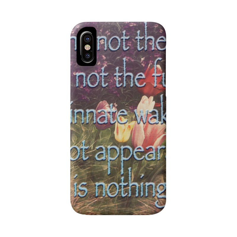 Acceptance Accessories Phone Case by An Authentic Piece