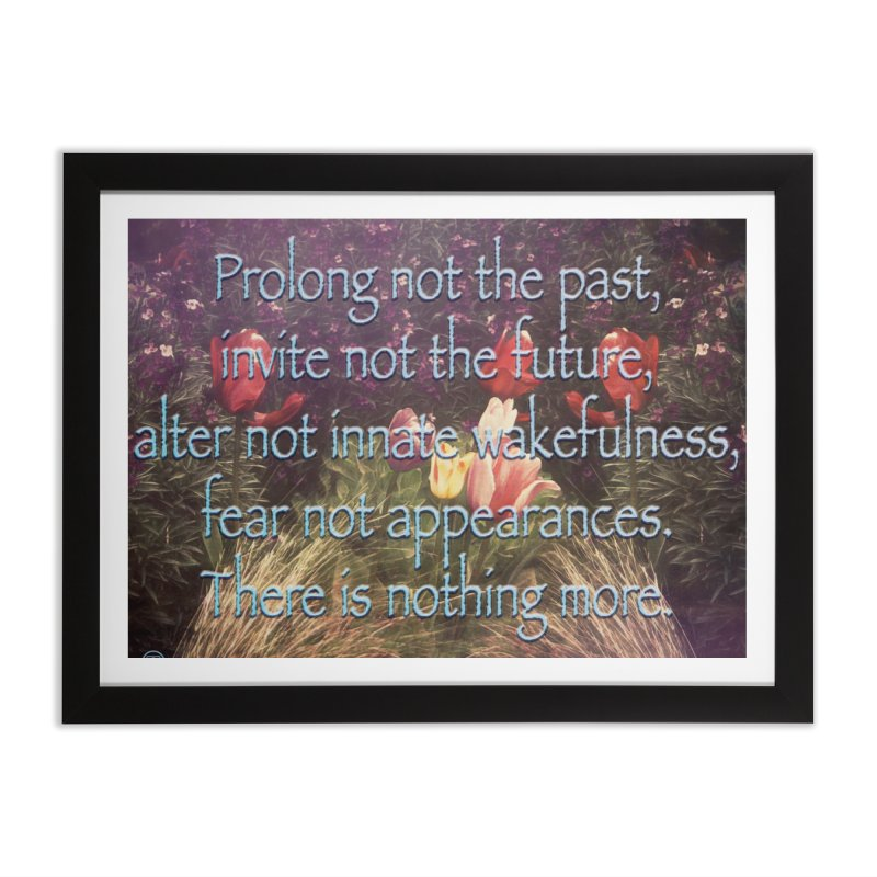 Acceptance Home Framed Fine Art Print by An Authentic Piece