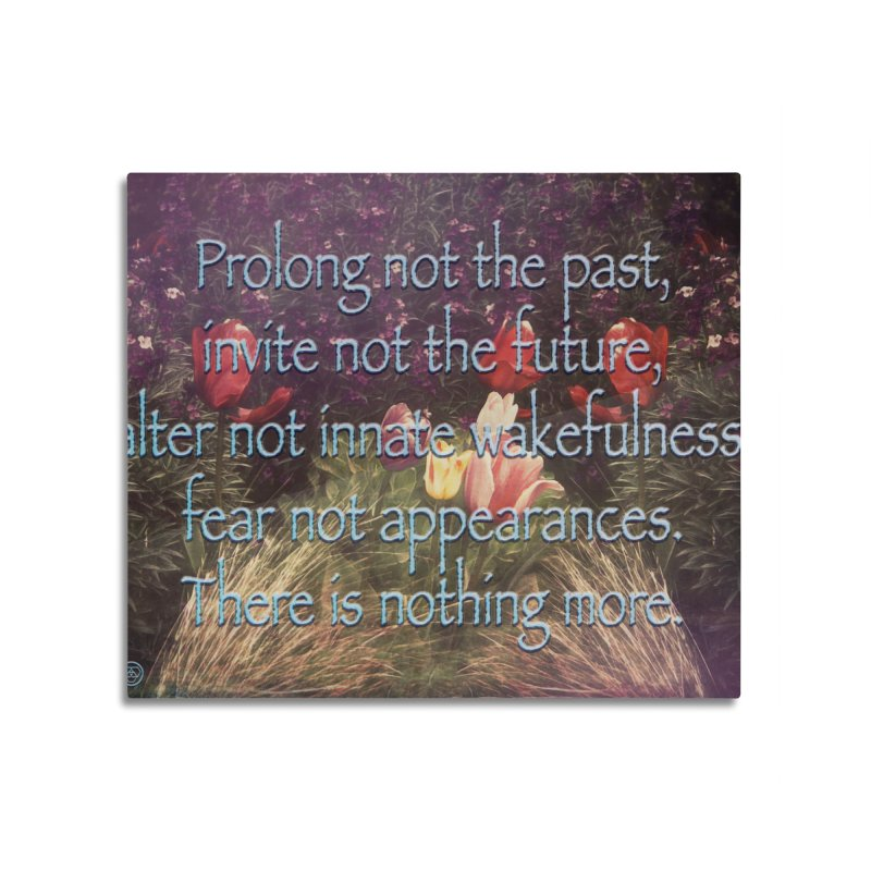 Acceptance Home Mounted Aluminum Print by An Authentic Piece