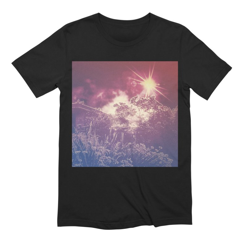 A Star Appears Men's Extra Soft T-Shirt by An Authentic Piece