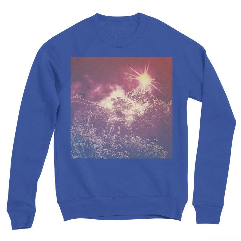 A Star Appears Men's Sponge Fleece Sweatshirt by An Authentic Piece