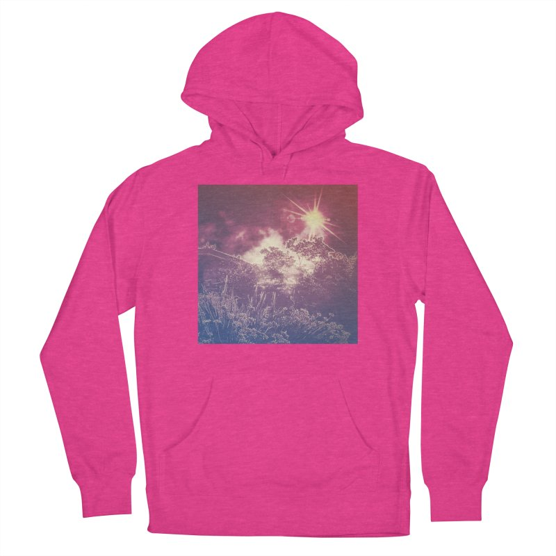 A Star Appears Men's French Terry Pullover Hoody by An Authentic Piece