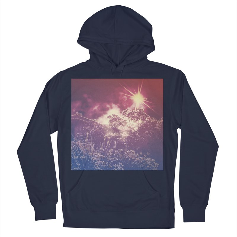 A Star Appears Men's Pullover Hoody by An Authentic Piece