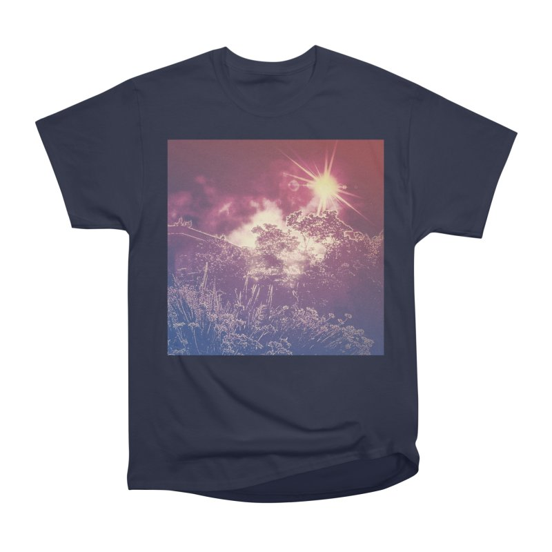 A Star Appears Women's Heavyweight Unisex T-Shirt by An Authentic Piece