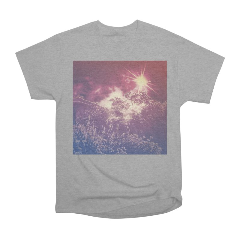 A Star Appears Men's Heavyweight T-Shirt by An Authentic Piece