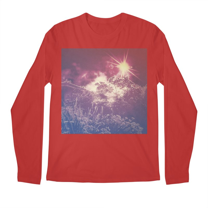 A Star Appears Men's Regular Longsleeve T-Shirt by An Authentic Piece