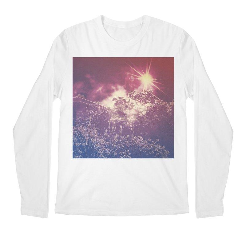 A Star Appears Men's Regular Longsleeve T-Shirt by An Authentic Piece