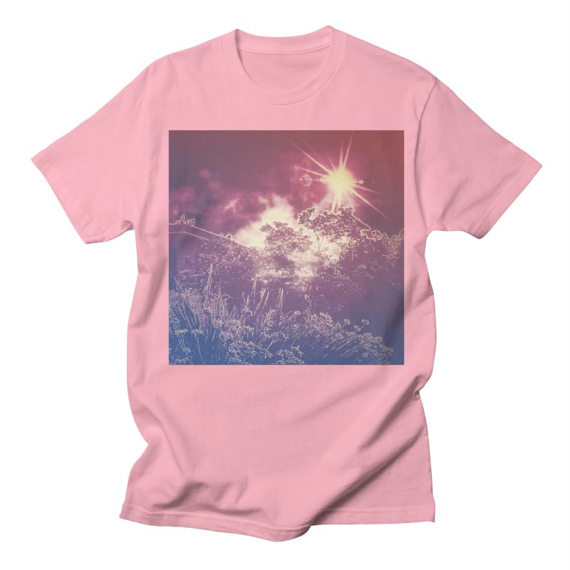 A Star Appears Men's Regular T-Shirt by An Authentic Piece
