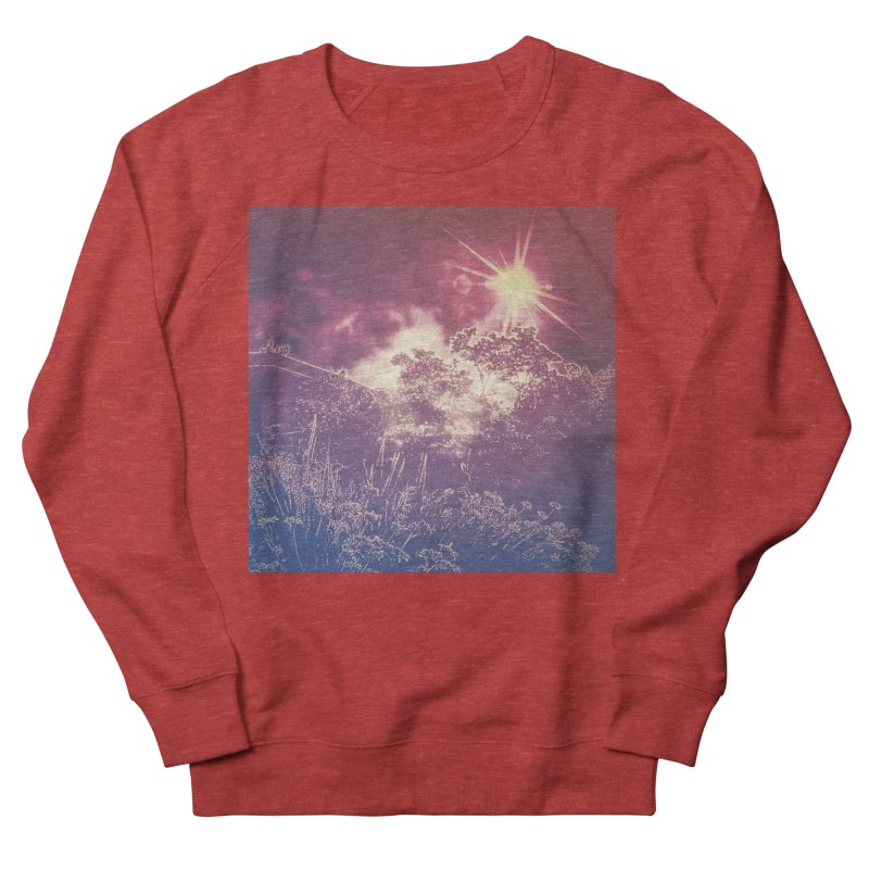 A Star Appears Men's French Terry Sweatshirt by An Authentic Piece