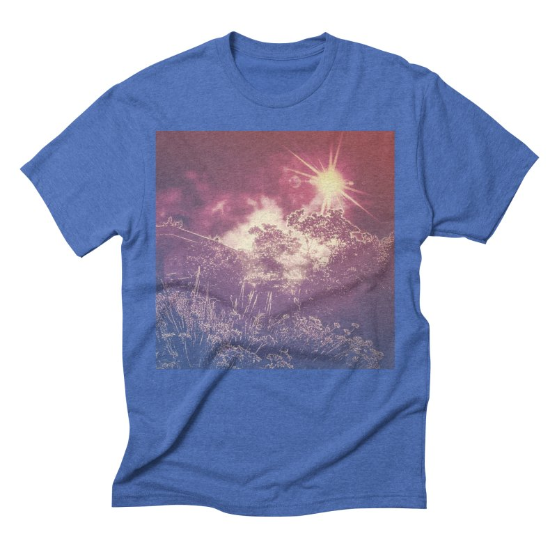 A Star Appears Men's Triblend T-Shirt by An Authentic Piece