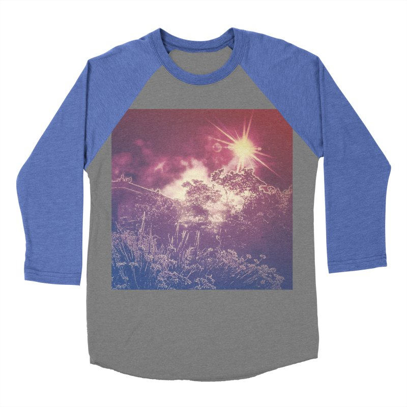 A Star Appears Women's Baseball Triblend Longsleeve T-Shirt by An Authentic Piece