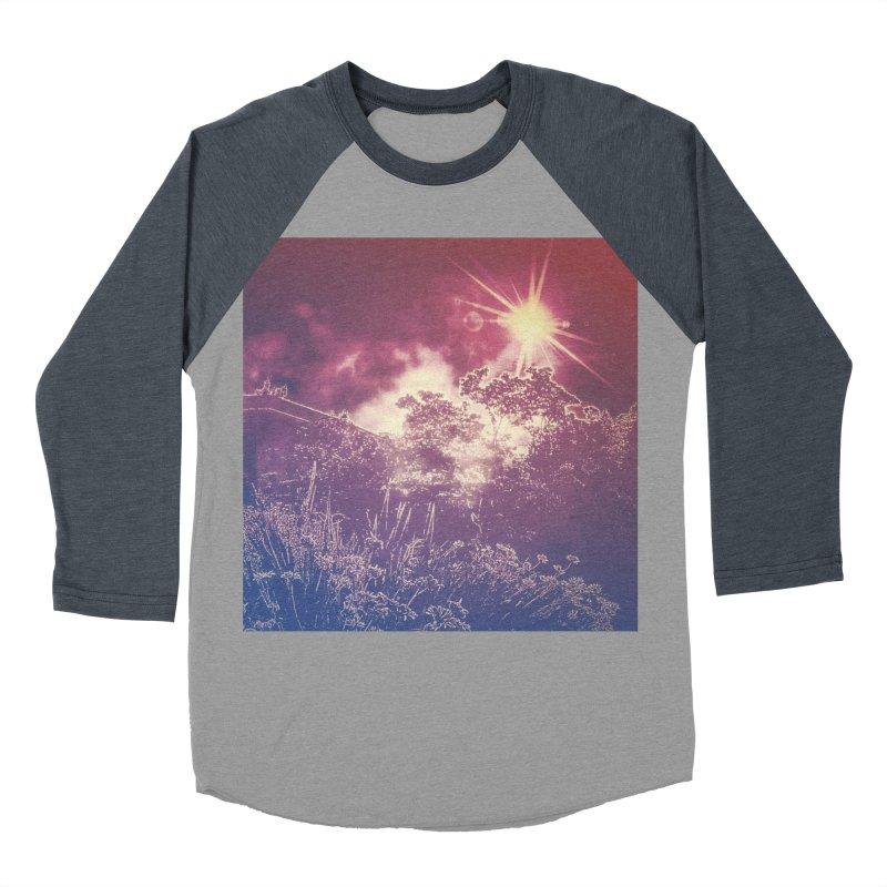 A Star Appears Women's Baseball Triblend Longsleeve T-Shirt by An Authentic Piece