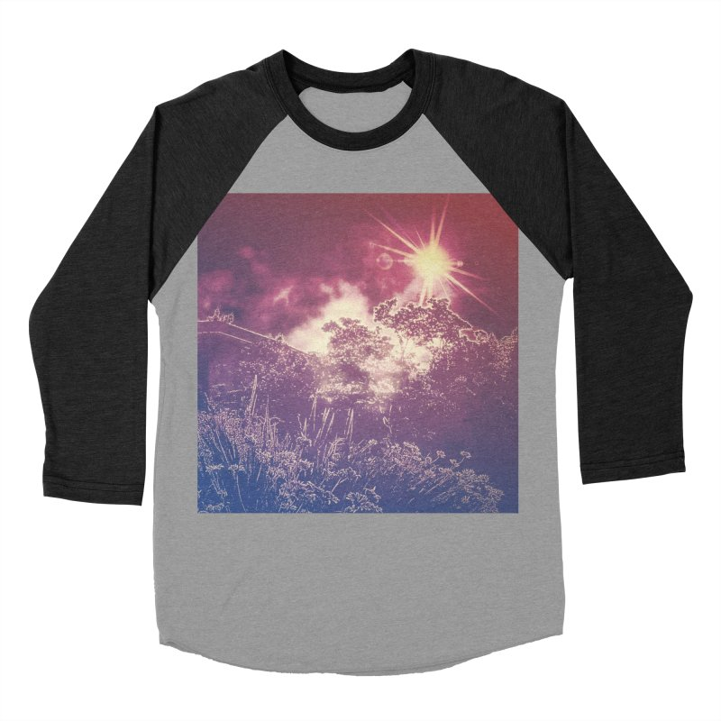 A Star Appears Men's Baseball Triblend Longsleeve T-Shirt by An Authentic Piece